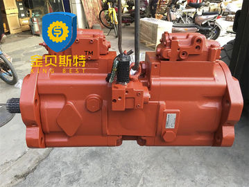 EC360B Excavator Hydraulic Pumps 14549798 K3V180DTP-9N-21P Rust Red Color