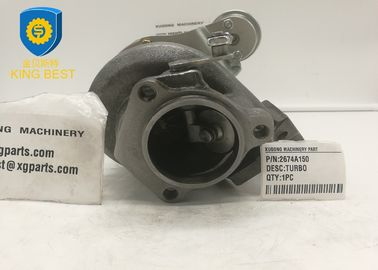 KING BEST 2674A150 Hydraulic Turbocharger , CE Approved Excavator Electric Turbocharger