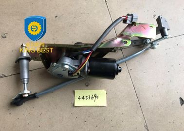 4453690 Hitachi Excavators Parts Wiper Motor Assembly For Excavator ZAX200